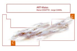 Art-mate by Jorge Camal and Marja Cosatto